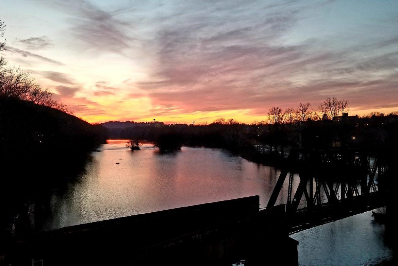 Lehigh River Bethlehem