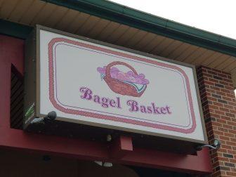 Bagel Basket Dine Donate