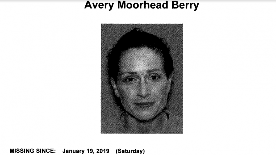 Berry Missing Woman