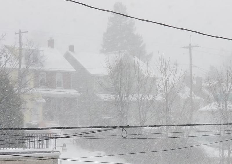 Broadway Snow Cold