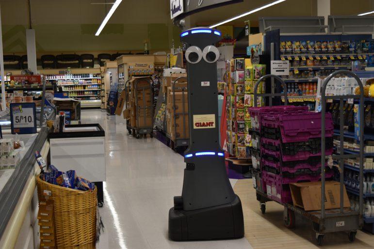 Marty Robots Giant