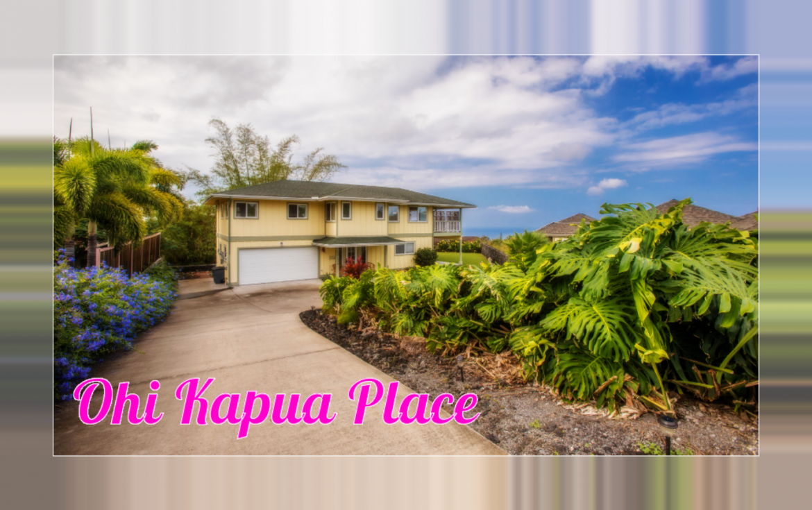 Ohi Kapua Featured Photo Kona