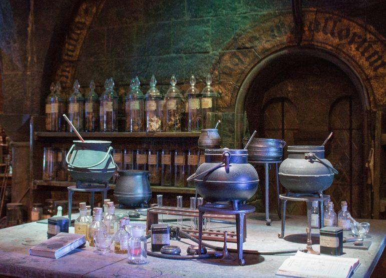harry-potter mystical treatsss