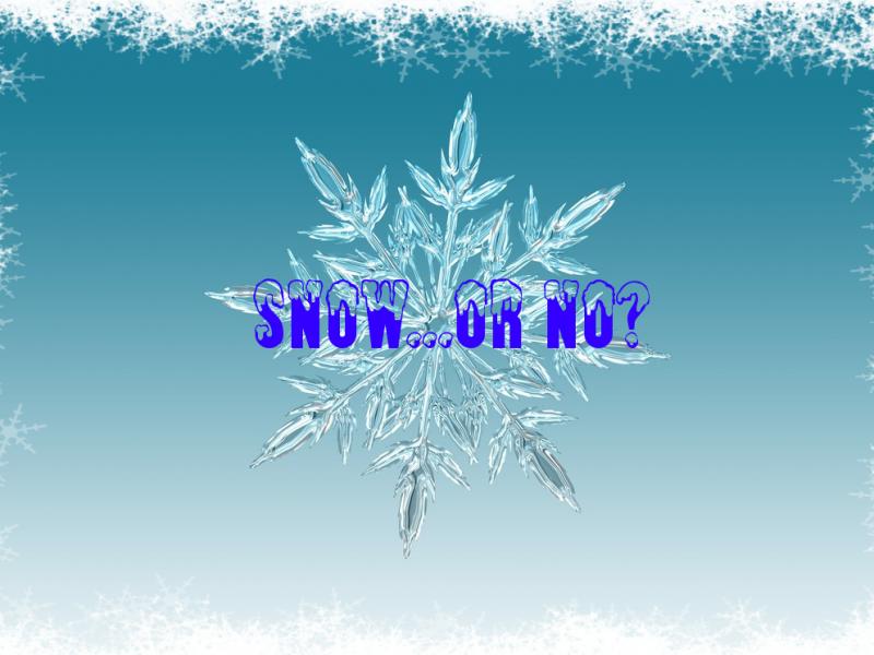 snowstorm snow forecast