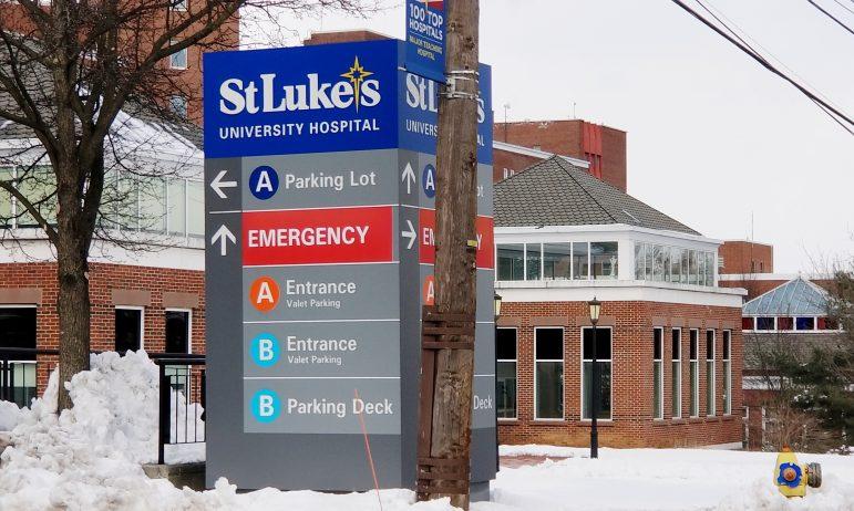 St. Luke's Hospital Bethlehem Fountain Hill