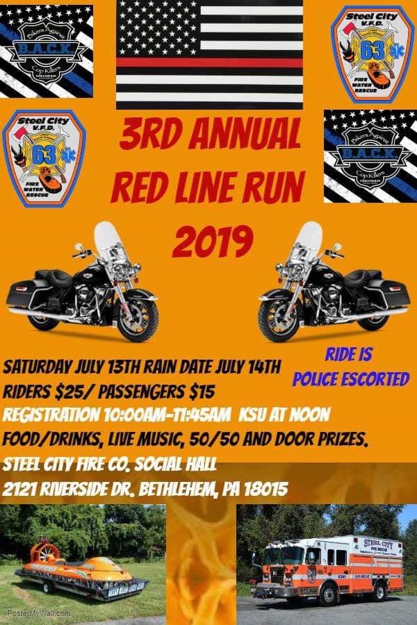 Red Line Run