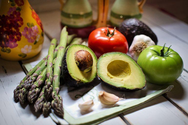 vegetables veganism