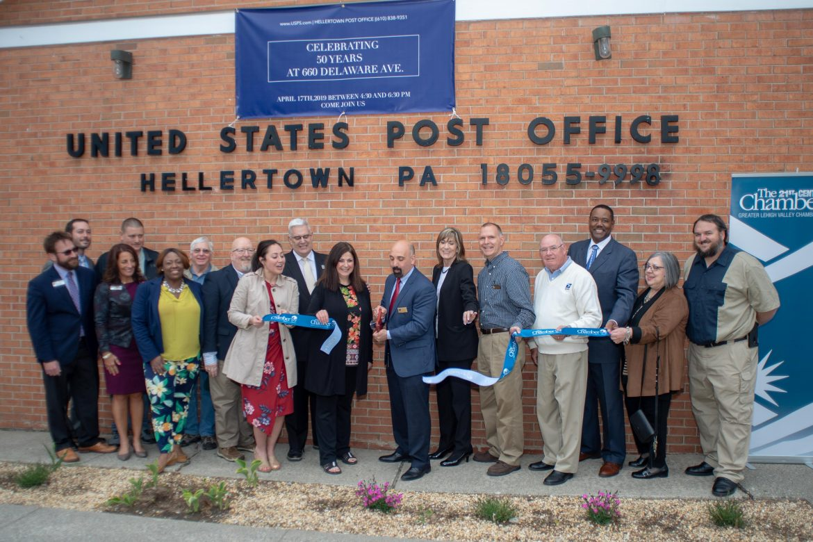 Hellertown Post Office