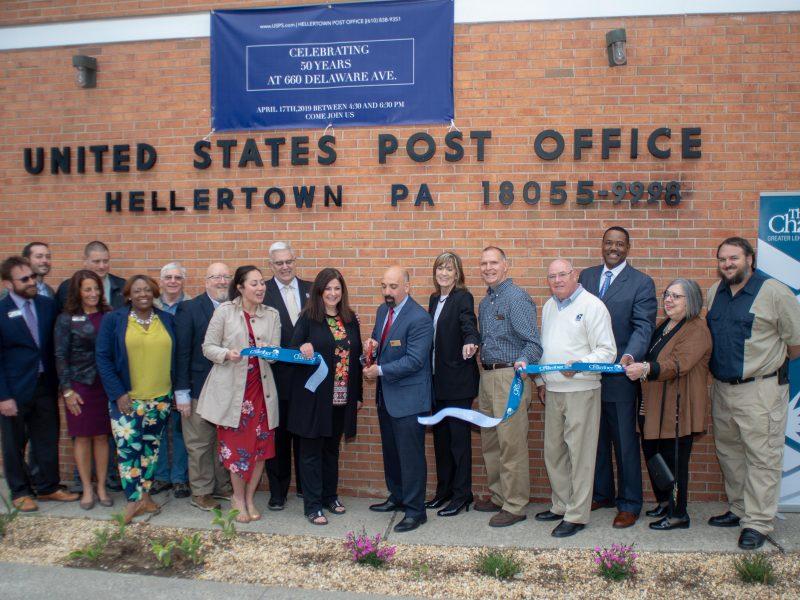 Hellertown Post Office