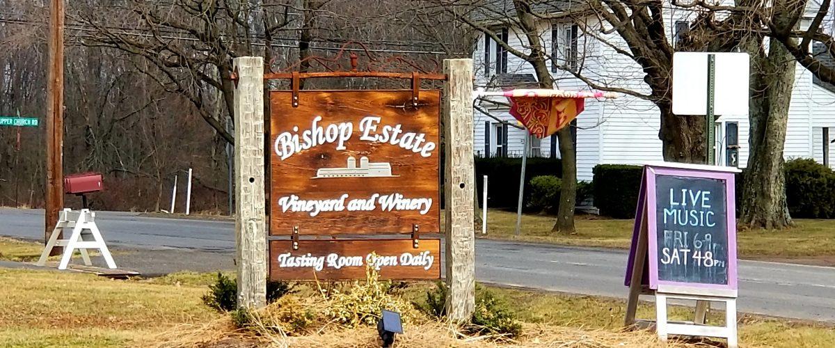 Bishop Estate Wine