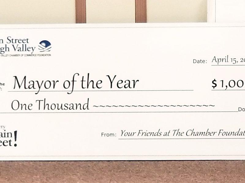 Mayor of the Year