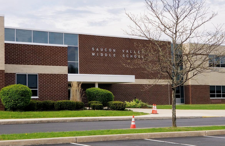 Saucon Valley Middle School Deegan