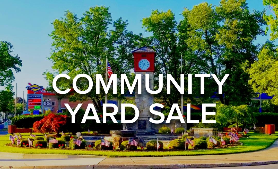 Community Yard Sale