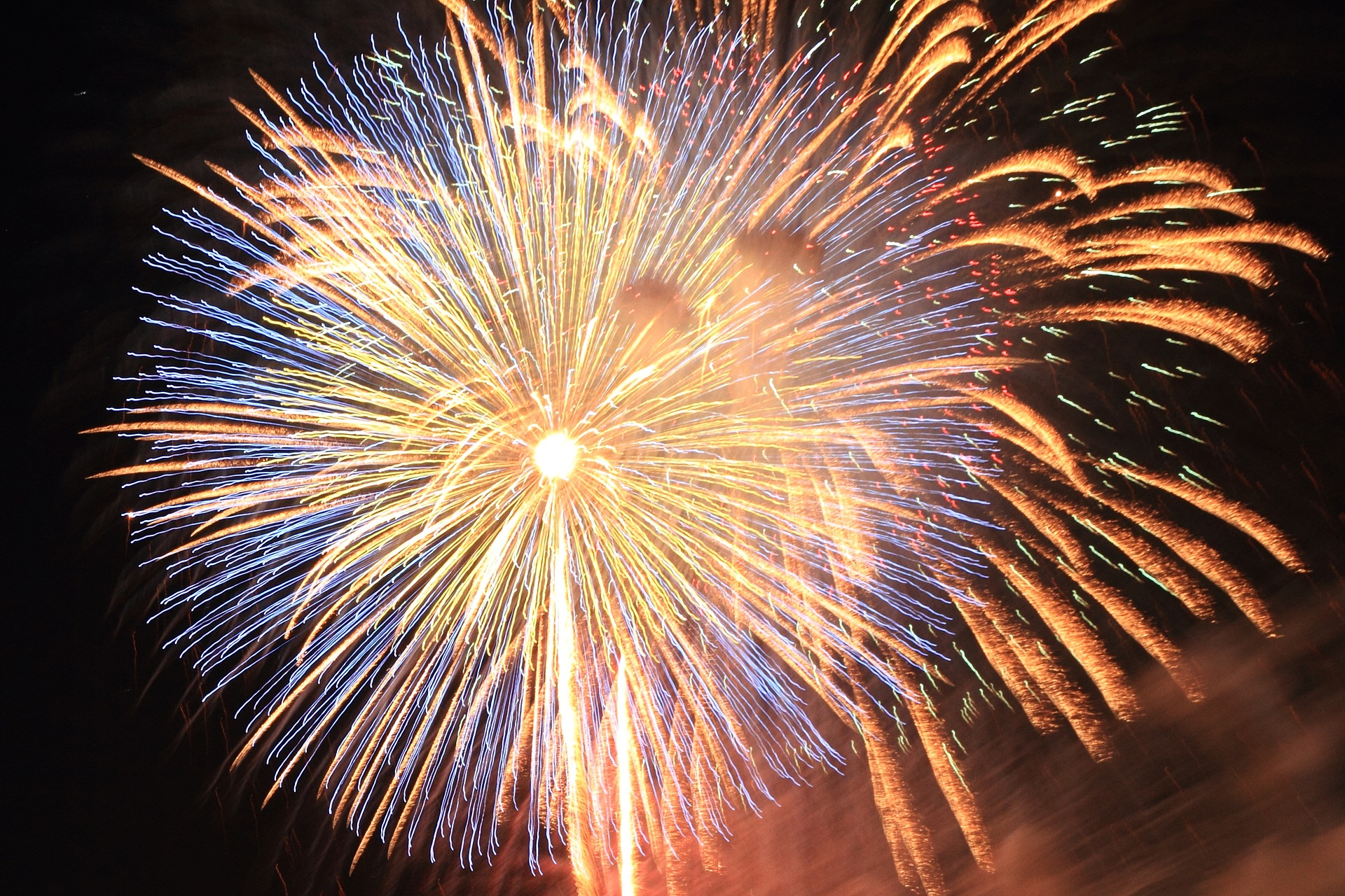 Under New Ordinance L  Saucon Fireworks Displays Must End By 10