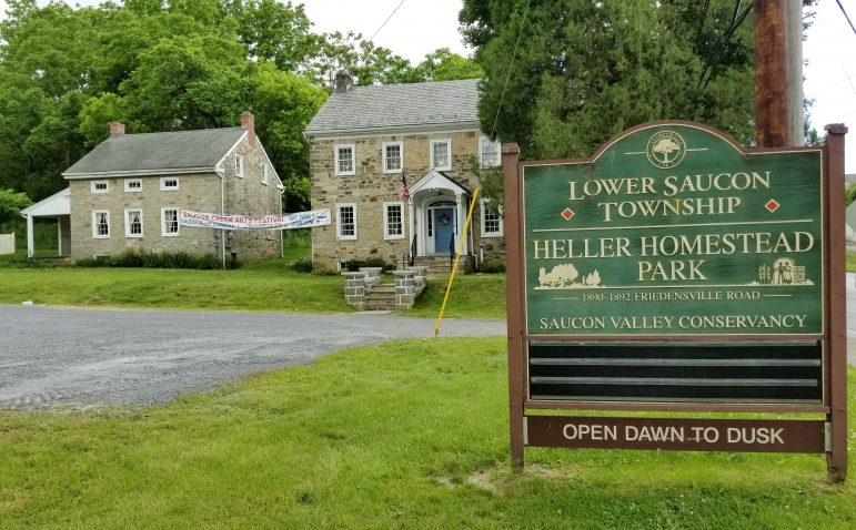Heller Homestead Park
