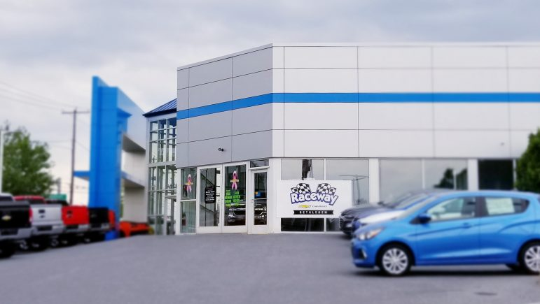 Raceway Chevy Car Dealership