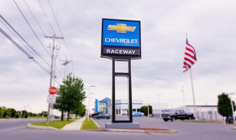 Raceway Car Dealership