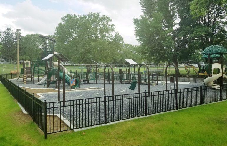 New Playground Constitution