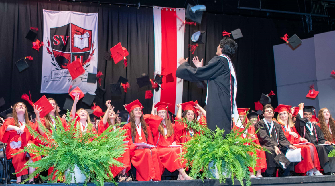 Saucon Valley High School Graduation Class of 2019