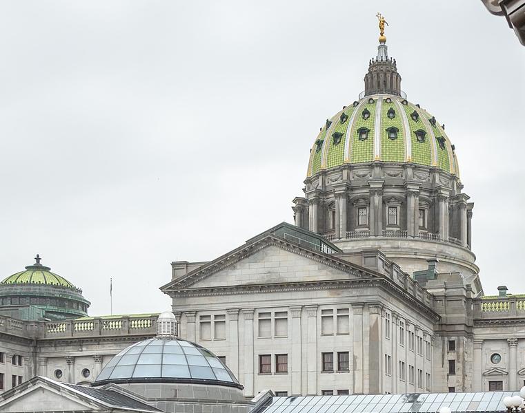 Pennsylvania capitol voting reform