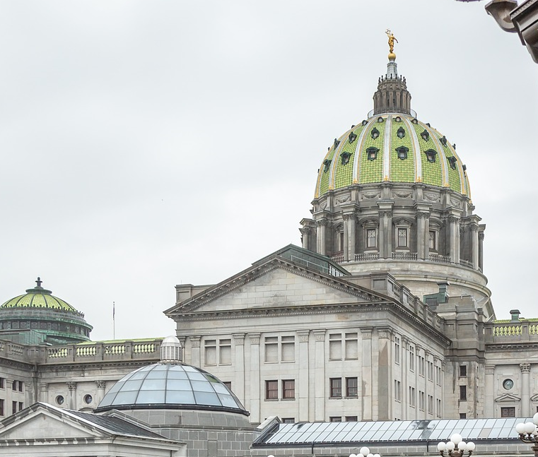 Pennsylvania capitol voting reform