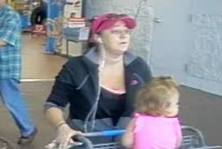 Walmart Suspect