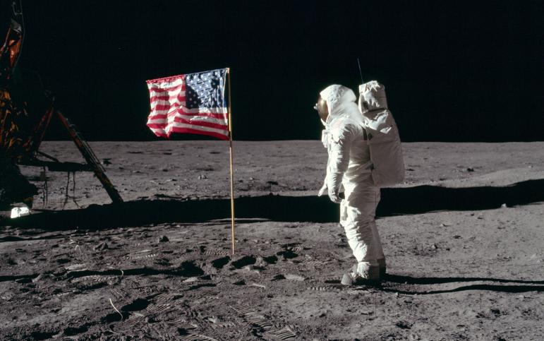 Apollo 11 Buzz Moon Landing