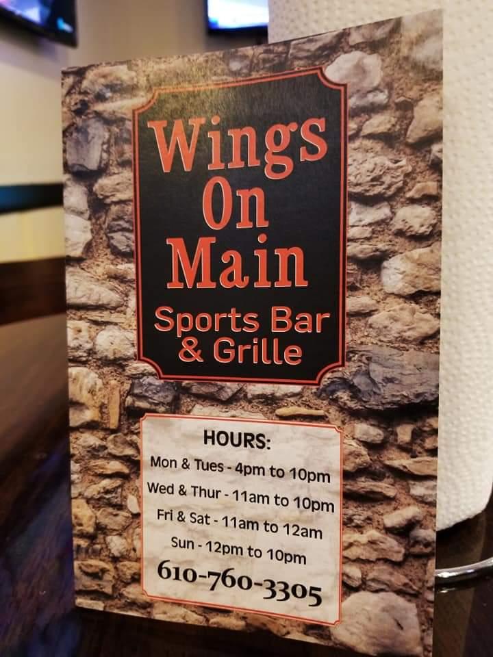Wings on Main