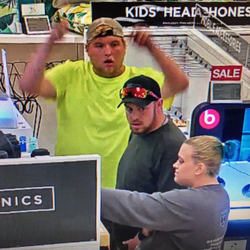 Richland Township Police Investigating Theft from Kohl's
