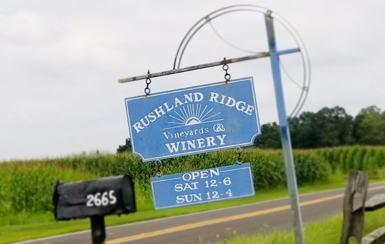 Rushland Ridge Winery