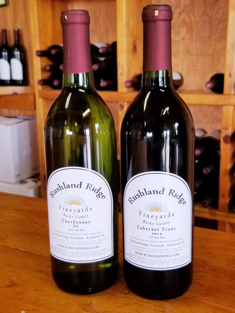 Rushland Ridge Vineyard