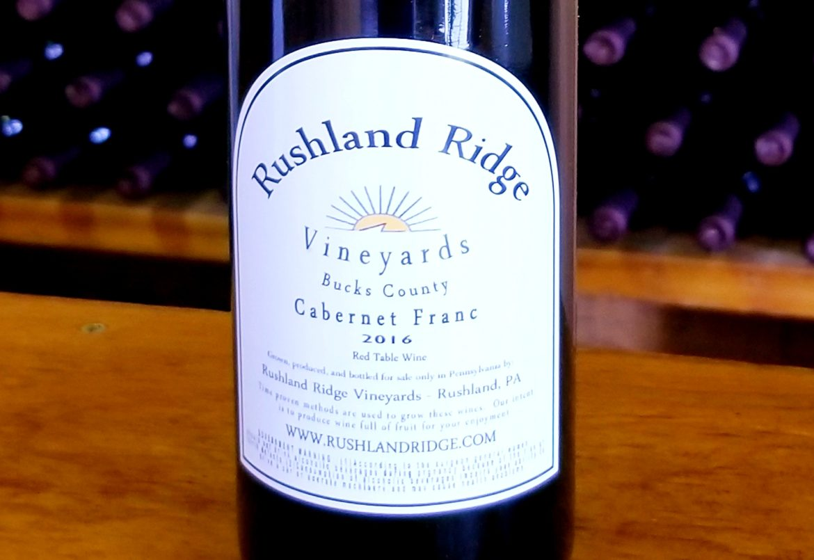 Rushland Ridge Winery