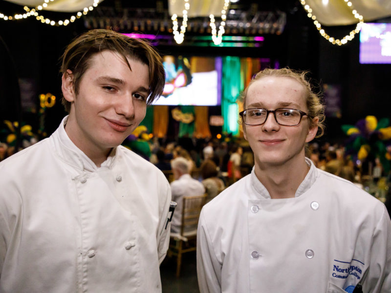 Matthew Kirby Tommy Traupman Contest Cooking Competition China