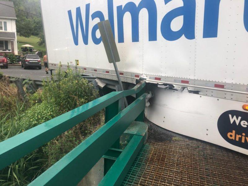 Walmart Truck