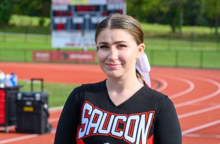 Fiona Kramer Cheerleader
