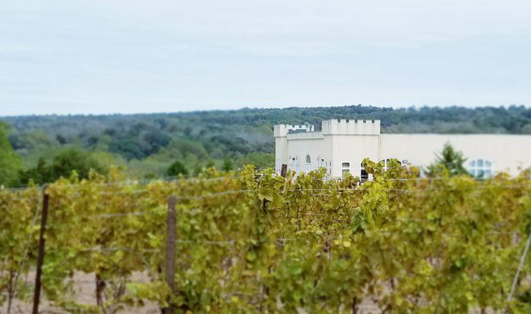 Sand Castle Winery Resort