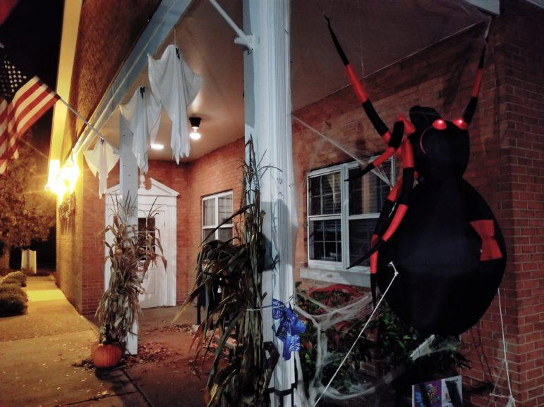 Post Office Halloween