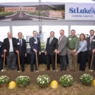 St. Luke's Carbon Groundbreaking Lehighton