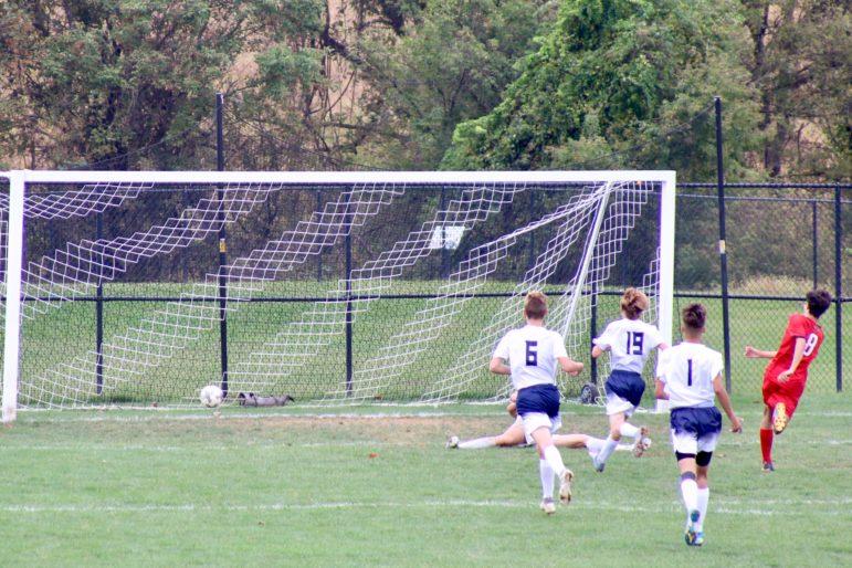 Zach A senor goal soccer