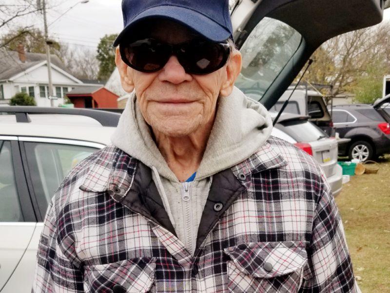 Donald Lewis veteran