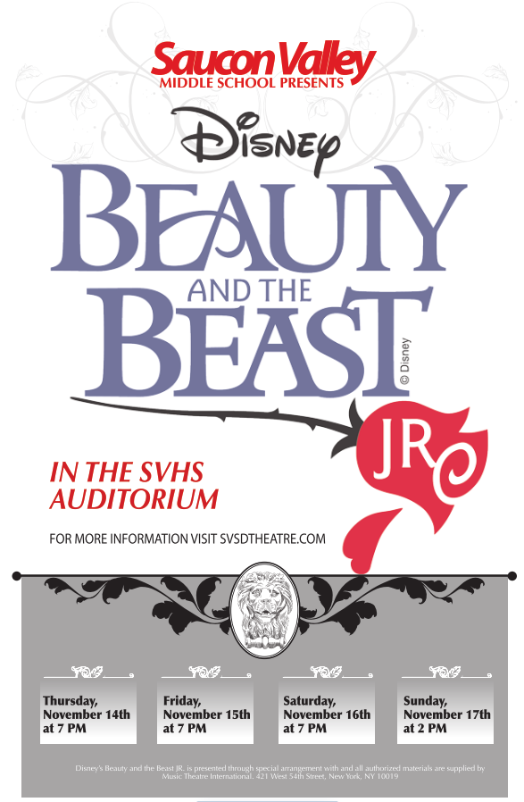 Beauty and the Beast ad