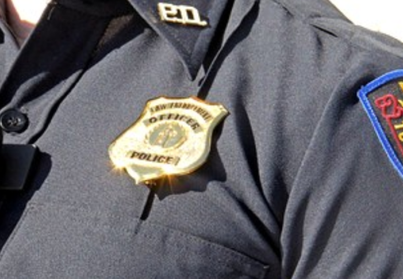 Police Public Domain Resource Officer