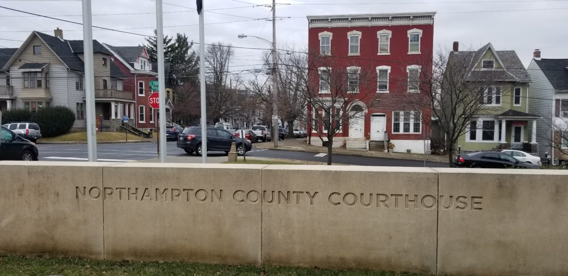 Northampton County Courthouse Lower Saucon Township Council