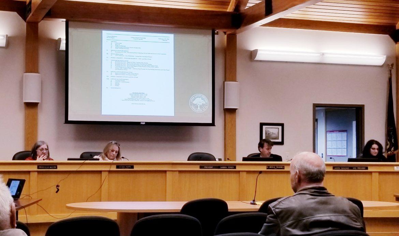 Lower Saucon Township Council Quorum