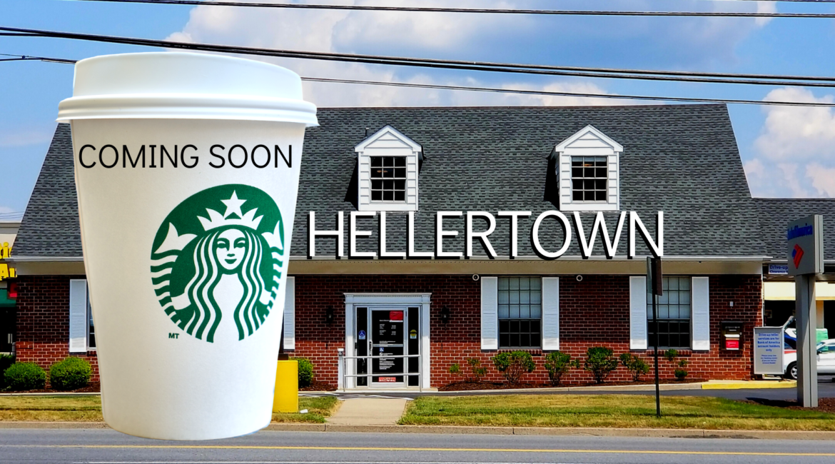 Starbucks Hellertown
