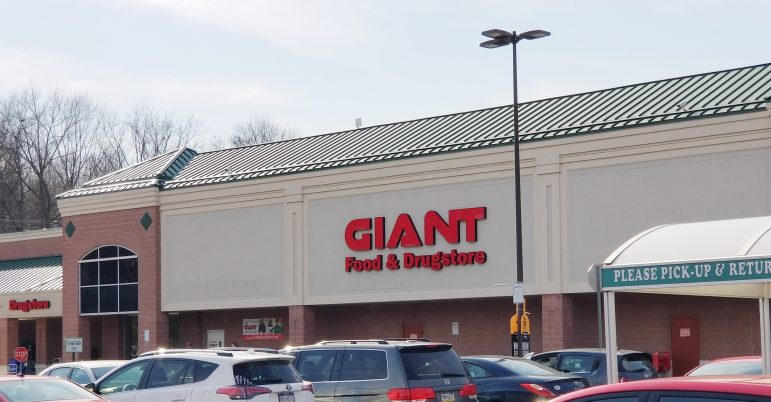 Giant Supermarket Store Pandemic