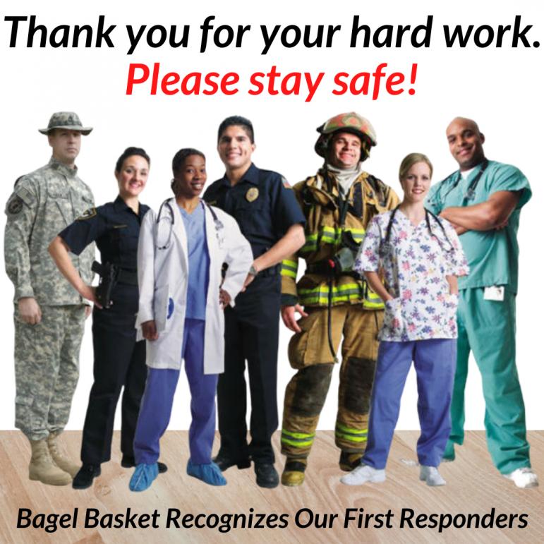 Bagel Basket First Responders