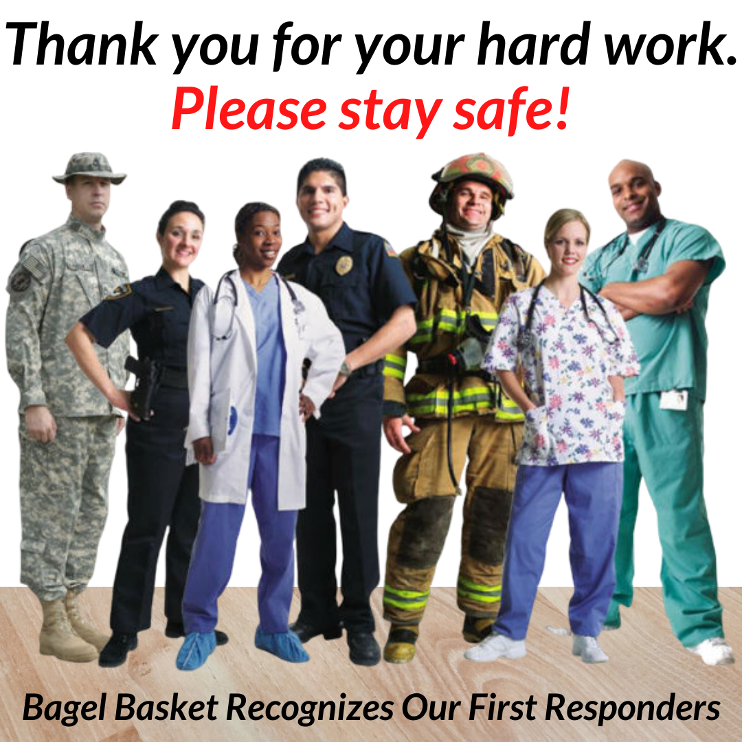 Bagel Basket First Responders