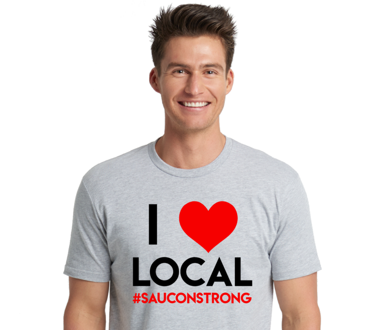 Saucon Strong Tee Fundraiser