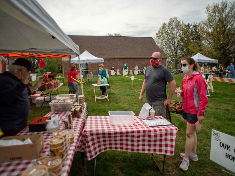 Saucon Valley Farmers' Market